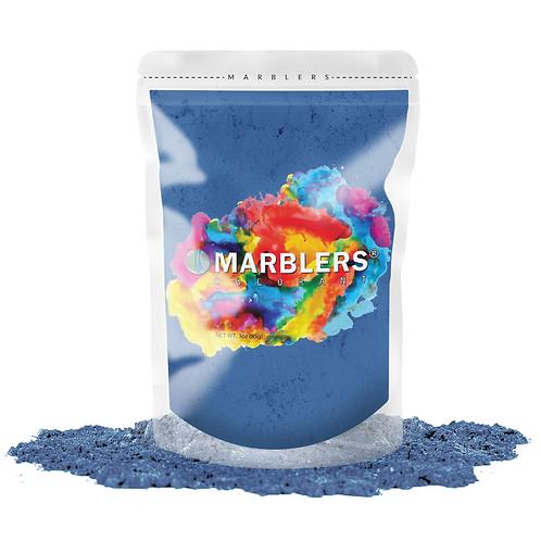 MARBLERS® [Shine Blue]  Pure Mica Powder Colorant 3oz (85g)