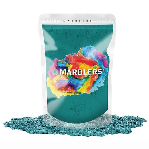 MARBLERS® [Ocean Green]  Pure Mica Powder Colorant 3oz (85g)