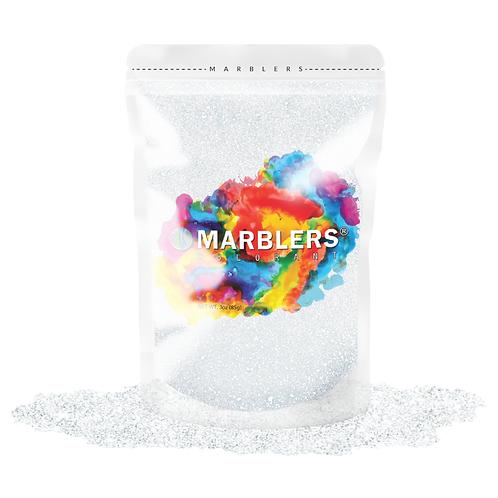 MARBLERS® [Luna Pearl]  Pure Mica Powder Colorant 3oz (85g