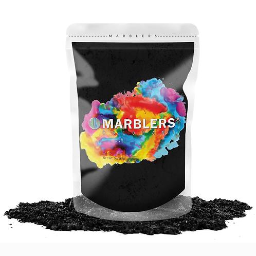 MARBLERS® [True Black]  Pure Mica Powder Colorant 3oz (85g)