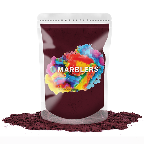 MARBLERS® [Wine] Pure Mica Powder Colorant 3oz (85g)