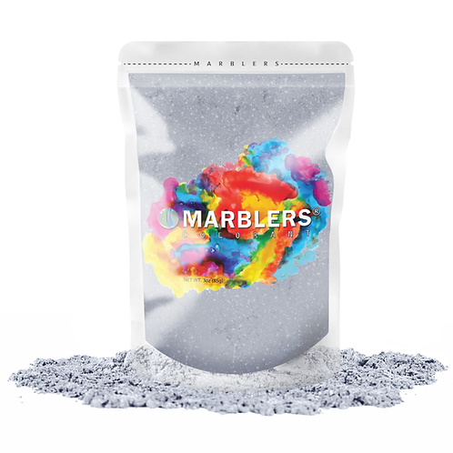MARBLERS® [Cool Space Pearl]  Pure Mica Powder Colorant 3oz (85g)