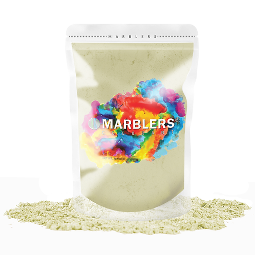 MARBLERS® [Lemon]  Pure Mica Powder Colorant 3oz (85g)