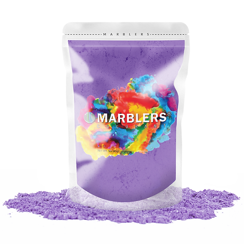 MARBLERS® [Bright Violet]  Pure Mica Powder Colorant 3oz (85g)