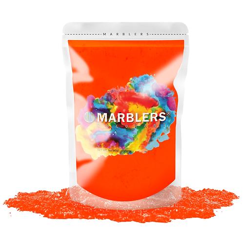 MARBLERS® [Neon Orange]  Pure Mica Powder Colorant 3oz (85g)