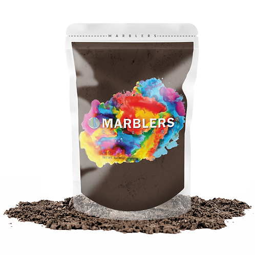 MARBLERS® [Wood Brown] Pure Mica Powder Colorant  3oz (85g)