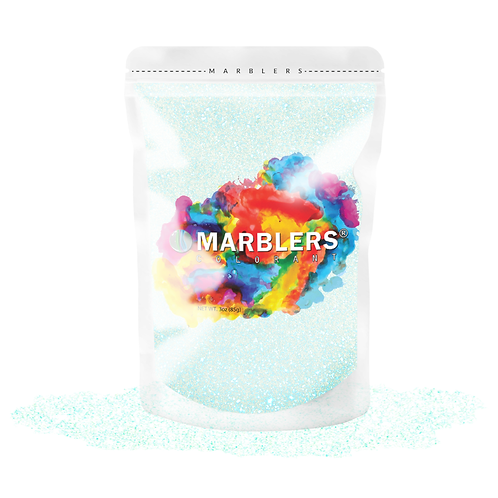 MARBLERS® [Emerald Pearl]  Pure Mica Powder Colorant 3oz (85g)