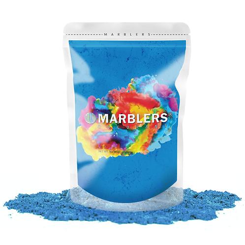 MARBLERS® [Cobalt Blue]  Pure Mica Powder Colorant 3oz (85g)