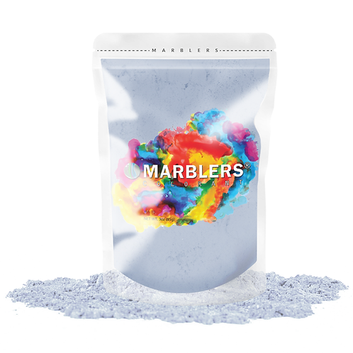 MARBLERS® [Baby Blue]  Pure Mica Powder Colorant 3oz (85g)