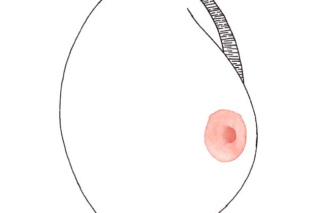 Nippel Boob