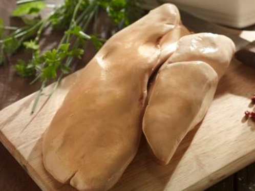 Foie gras entier 550g