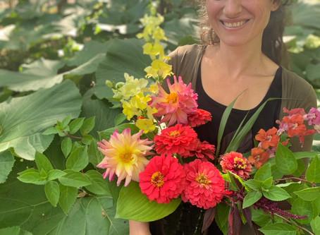 Ferme florale
