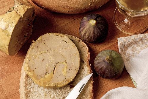 Foie gras au Monbazillac 130g