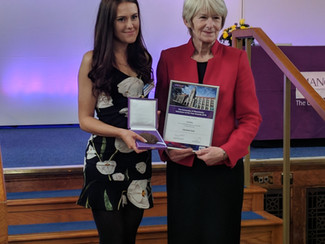 Charlotte Auty: Volunteer of the Year