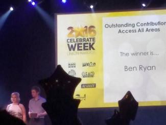 MOMs Founder Ben Ryan Wins Award