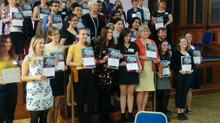 MOMs Volunteer Charlotte Auty Wins Award at University of Manchester Volunteer of the Year Awards