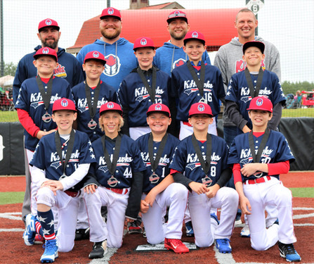 11U Red - Wisconsin Dells Stagecoach Classic  2nd Place