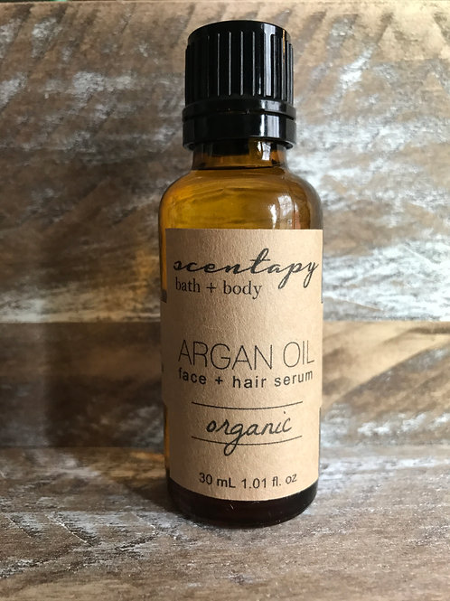 Argan Oil Face + Hair Serum