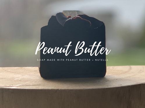 Peanut Butter Soap