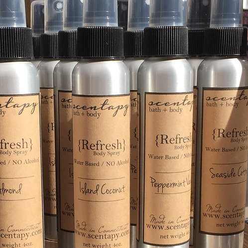 Refresh! Body Spray