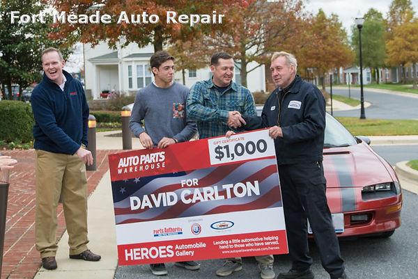 Car Repair Mechanic in Fort Meade MD