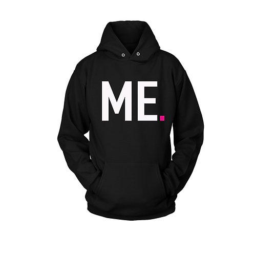 Champion branded ME. Hooded sweatshirt