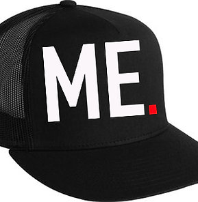 Signature ME. Trucker Hat