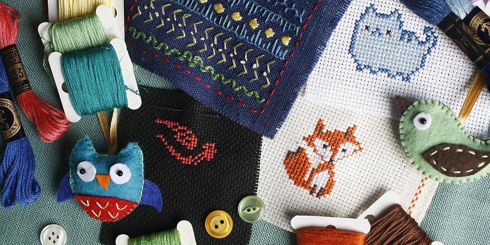 Wellington Embroidery Workshop