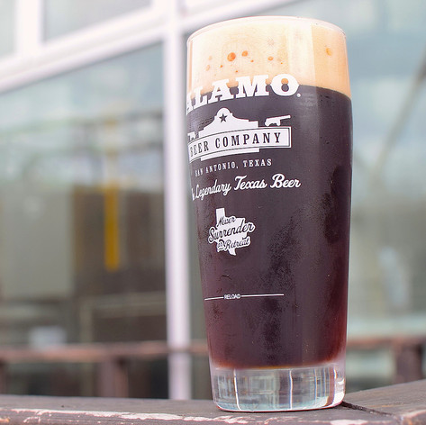 Come have an Alamo Beer with us at our beer hall & garden. We're open Thursday - Sunday. See y'all soon!