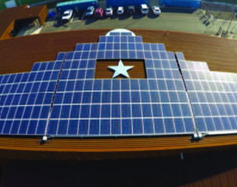 Alamo Beer Company Solar Array