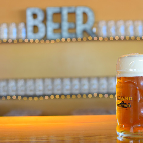 Our beer hall & garden is open to the public Thursday - Sunday. See y'all soon!