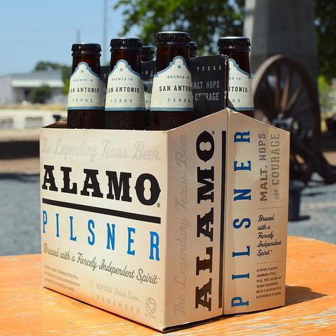 ALAMO Pilsner