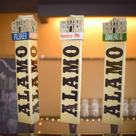 On Tap At The Beer Hall