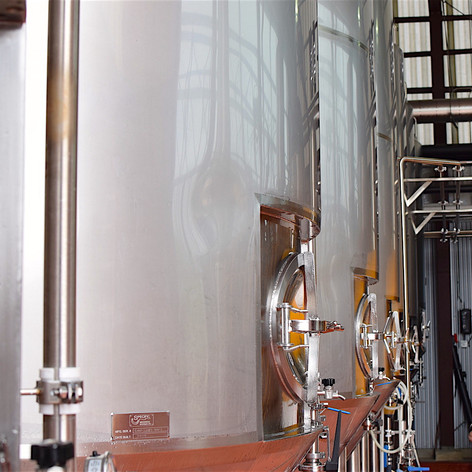 Brewery Tours every Thursday, 6pm and every Saturday, 1pm.