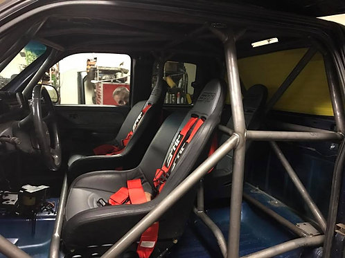 T.E. Designs 99-07 Ext Cab Silverado/Sierra Roll Cage