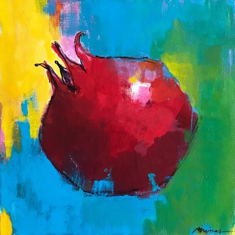 Pop Pomegranate 2