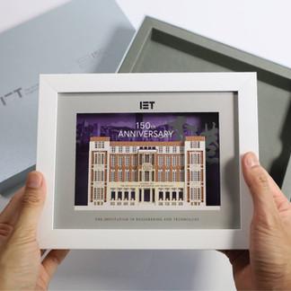 IET Paper Art Photo Frame