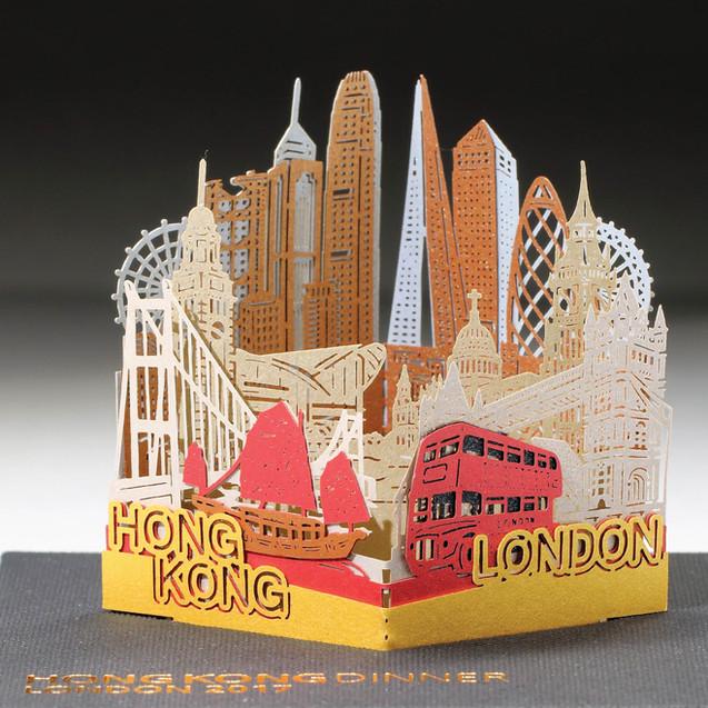 HK Dinner London