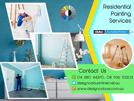 6 Benefits You Will Get From House Painter in Perth