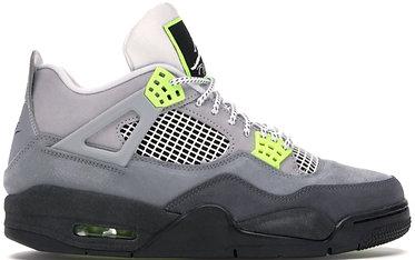 Nike Jordan Retro 4 'SE 95Neon'