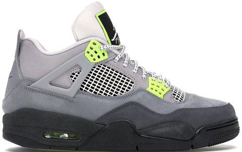 Nike Jordan Retro 4 'SE 95Neon' GS
