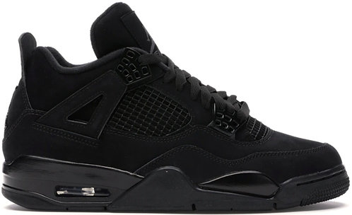 Nike Jordan Retro 4 'Black Cat'