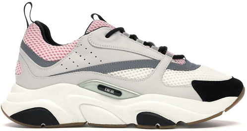 Dior B22 Pale Pink / White Runner
