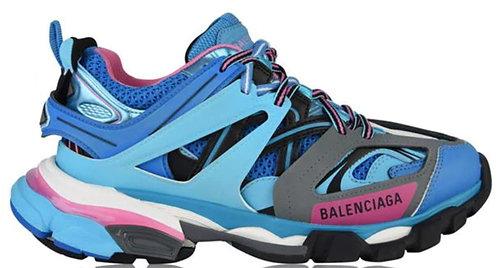Balenciaga Track Trainers - Blue / Black