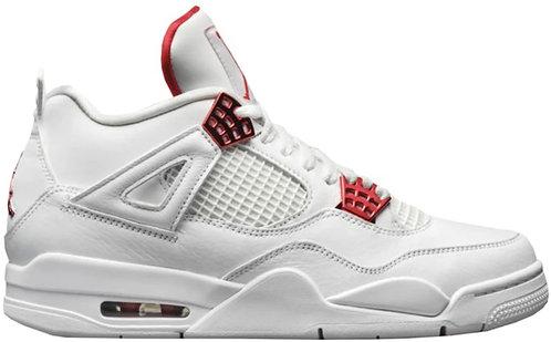 Nike Jordan Retro 4 'Metallic Red'