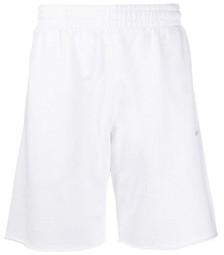 Off-White Caravaggio Shorts - White
