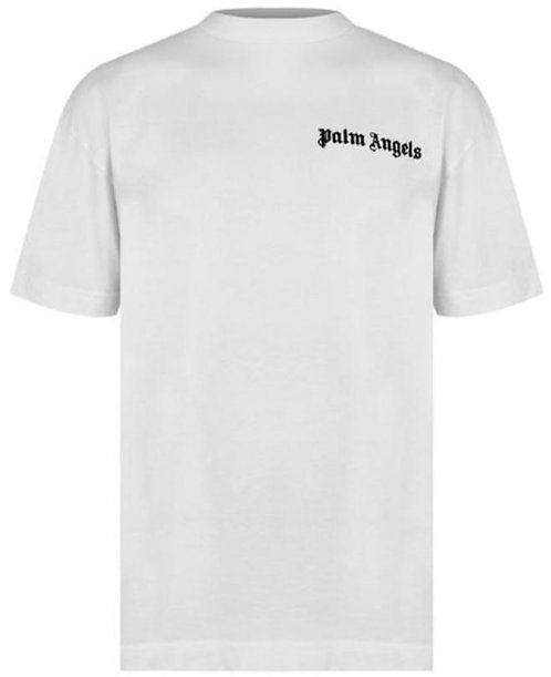 Palm Angels - T-Shirt - White
