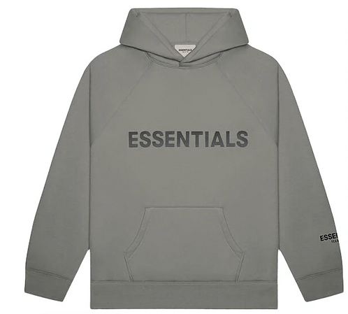 Fear of God Essentials Pullover - Grey