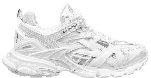 Balenciaga Track Runners - White
