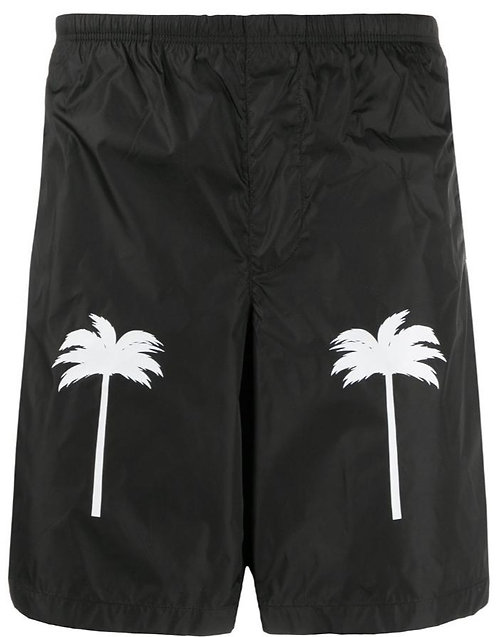 Palm Angels - Swim Shorts - Black (Tree)